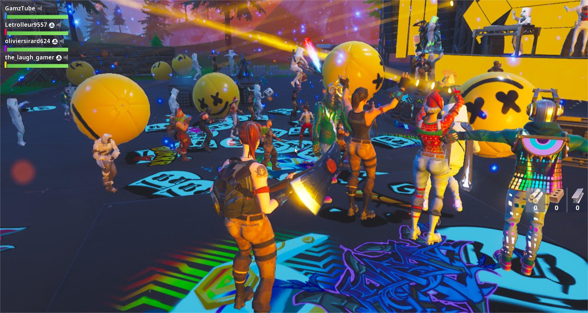 "Fortnite live ""DJ Marshmello"" event – Design better games"